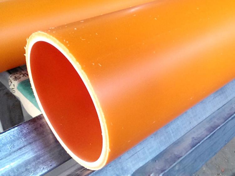 C-PVC电力电缆管,PVC电缆护